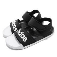 pretty nice 169ea 1fbe8 Adidas Adilette Sandalia Negro Blanco Hombre Mujer Slip On Deportivo  Sandalias F35416