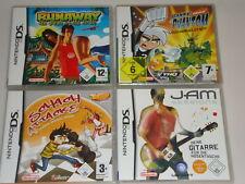 4 Nintendo DS juegos jóvenes chicas & también para Nintendo DS Lite, DSi XL 3ds