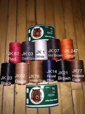 US SELLER Julius Koch 1.0mm Ritza 25 Tiger Thread Leather Sewing (25m/82.02ft)