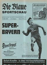 BL 84/85 FC Bayern München - VfB Stuttgart (Blaue)