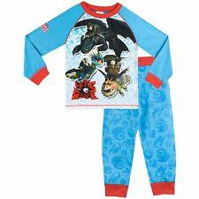 Dragons Pyjamas | How to Train Your Dragon PJs | Boys Riders of Berk Pyjamas