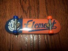 "Rare ""Element"" tech deck fingerboard (Vintage) orange"