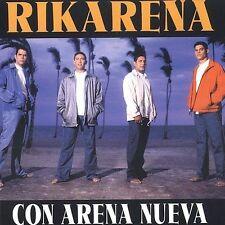 New: Rikarena: Con Arena Nueva  Audio CD