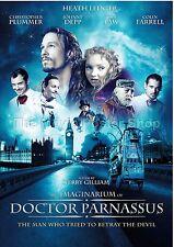 The Imaginarium Of Doctor Parnassus   2009 Movie Posters Classic & Vintage Film