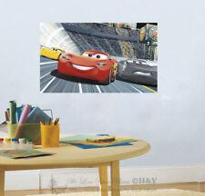 Disney Pixar Car 3 Kids Wall Art Sticker Mural Decal Removable Vinyl Paper Print