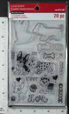 Acrylic stamp & die set, VARIOUS