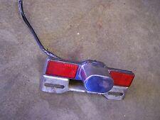 honda vt700c shadow license plate light 83 vt750 85 vt700 700 84 bracket tag