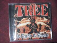 TREE- NO REGRETS NO REMORSE (2001). SEALED CD.