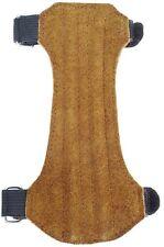 Target Fine Suede Arm Guard  Size:18cm Long x 8cm Archery Products.AG-203B.