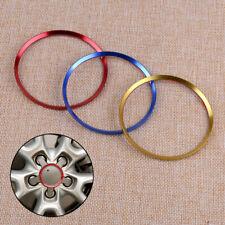 Wheel Hub Cover Sticker Emblem Wheel Caps Ring Fit For Audi A3 A4L A6L Q5 Q7