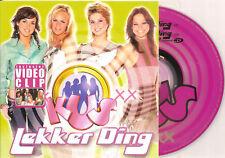 KUS - lekker ding CD SINGLE 2TR BUBBLEGUM eurodance