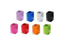 Portaspazzolini da Appoggio Gedy Rainbow Colori Assortiti Accessori Bagno NUOVO