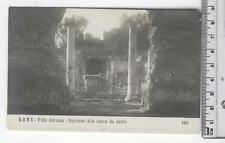 Lazio - Roma Villa Adriana Ingresso Vasca - RM 5858