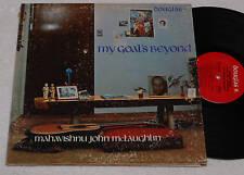 J MC LAUGHLIN:LP-MY GOAL'S..1°PRESS USA 1971 GATEF. EX