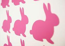 Bunny Rabbit Muro ARTE Vinile Decalcomanie/Adesivi-Vari colori e dimensioni