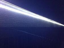 Permanent WHITE LED Christmas Lights Outdoor LEDs Tape Lighting Strip 1-64 feet
