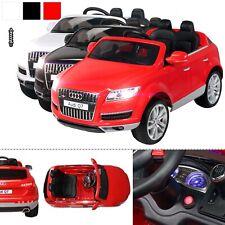 Enfants voiture électrique Audi q7 suv kinderauto ve électrique Jouet voiture