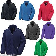 Resultado De Polar Outdoor chaqueta con cremallera - 7 gran Colores-Xs - 3xl-rs220m