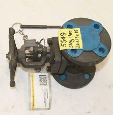 NEWAY Size 1 Class150 Gate valve, flanged A105N CR 13 Fig 1G1R.C40/8
