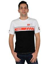 Nuevo 2016 Oficial Jorge Lorenzo Clásico Doble Yamaha T-Shirt - 16 37002
