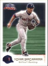 2000 Fleer Focus Baseball #1 - #242 Choose Your Cards