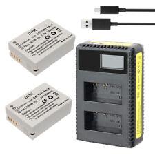 NB-10L Battery+LCD charge for Canon G1 X/G1X/G15/SX40/SX50 HS/SX40HS/SX50HS
