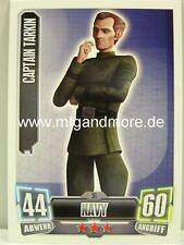 Force Attax Serie 2 Captain Tarkin #051