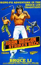The Iron Dragon Strikes Back - 1979 - Movie Poster
