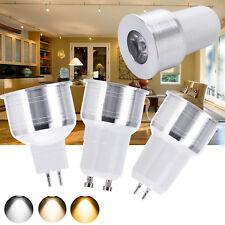 LED Spotlight 3W GU10 MR16 GU5.3 Light Bulb AC 220V DC 12V Equivalent 15W Lamp
