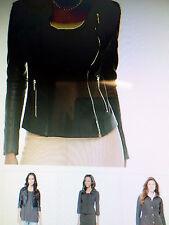 Kardashian Kollection Women's Biker Jacket