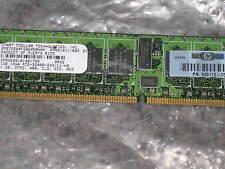 SB572284FG8E03BIAH 1GB 1RX4 PC2-3200R-333-11-C0 DDR2 400 CL3 ECC REG  345113-051