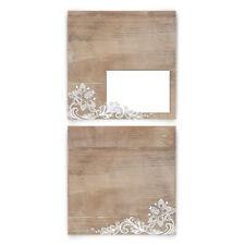 100 piezas de envío bolsillos din b5 blanco con ventana sobres alardear HK