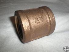 "Jacuzzi® Rainbow 3/4"" Brass Coupling B374-000 B374000"