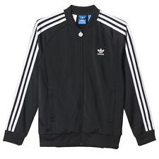 Adidas Originals Junior Superstar TT Children's Jacket firebird AC0680 BLACK