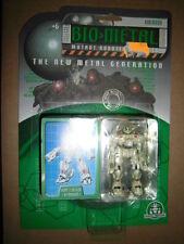 ROBOT BIOMETAL MUTANT ROBOTIC MACHINES Stargun Metal Transformers Giochi Micro