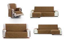 funda de sofa chaise longue derecha o izquierda de Eysa 1,2,3,4 plazas  dorado