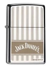 Zippo Jack Daniels Stripes auf Wunsch mit pers. Gravur 60000223 Neu Feuerzeug