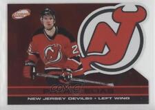 2001-02 Pacific Atomic Red #58 Patrik Elias New Jersey Devils Hockey Card