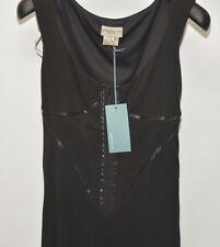 KAREN MILLEN  Sleeveless Black  Dress