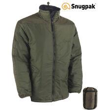 Snugpak Softie SLEEKA ELITE Thermal Jacket OLIVE with Stuff Sack - All Sizes