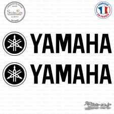 2 Stickers Logo Yamaha Decal Aufkleber Pegatinas YAM03 Couleurs au choix