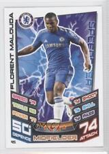 2012 2012-13 Topps Match Attax English Premier League #45 Florent Malouda Card
