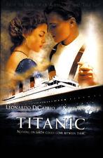 Titanic Leonardo DiCaprio movie poster print #11