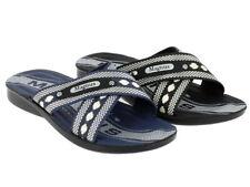 Herren Strandschuhe Sandalen Latschen Freizeit Hausschuhe Bade Schuhe Mag-16