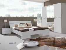 Qmax 'Anya' Range German Made Bedroom Furniture. White