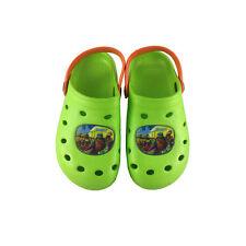 5901 Zueco playa y piscina Tortugas Ninja verde