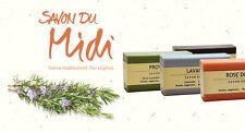 Karité,Pflanzen-,Blüten- Argan- & Olivenölseifen von Savon du Midi-Frankreich