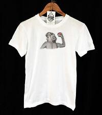 MARILYN MONROE POKEBALL T-SHIRT - POKEMON - HIPSTER - UNISEX - PEAK CLOTHING
