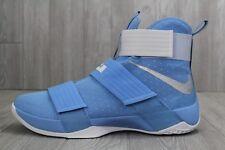 297cade530e 30 New Size 15.5 Nike Lebron LBJ Soldier 10 TB Promo University Blue 856489- 443