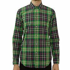 Marc by Marc Jacobs camicia a quadri horton plaid long shirt